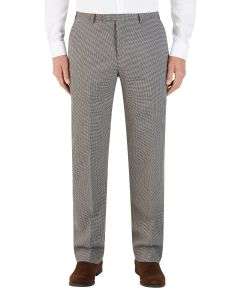 Danko Puppytooth Suit Tailored Trouser