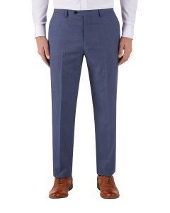 Crown Suit Trouser Blue