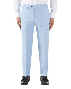 Sultano Suit Tapered Trouser Sky Blue