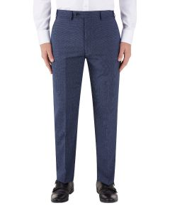 Pietro Suit Tapered Trouser Blue