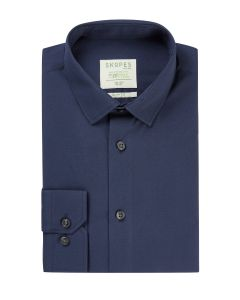 Lyfcycle Slim Formal Shirt Navy