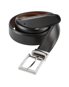 Windsor Black / Tan Reversible Belt