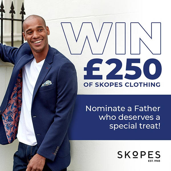 Nominate a Lockdown hero and win them £250 worth of Skopes clothing
