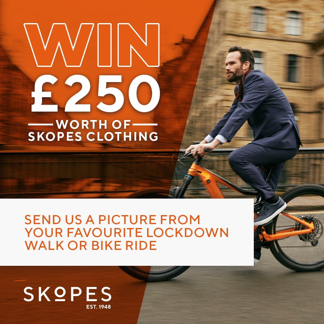 Win £250 worth of Skopes clothing
